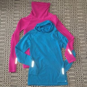 Fleece lined running tops from C9 by Champion XS